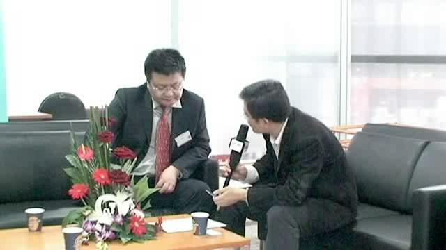 百通中国区市场与销售总监陶向东采访