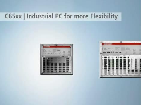 新型Beckhoff C65xx工业PC系列把控制柜当外壳