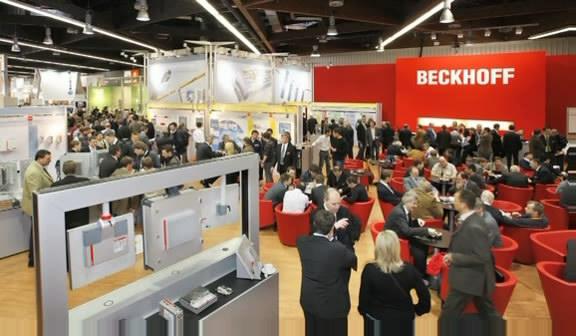 倍福在2008 SPS/IPC/DRIVES(纽伦堡电气自动化展览会)