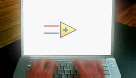 软件Demo:LabVIEW入门演示向导