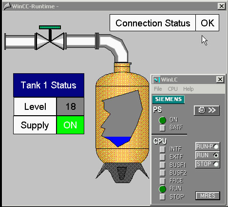 Wincc组态故障处理-确保与PLC的正常通讯