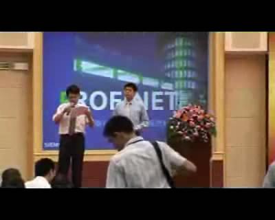 PROFINET自动化领域的工业以太网标准