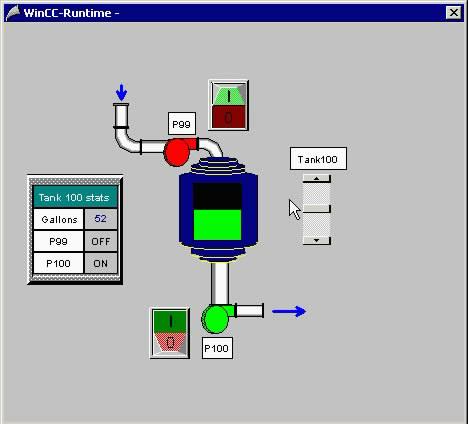 Wincc组态-创建画面之概述