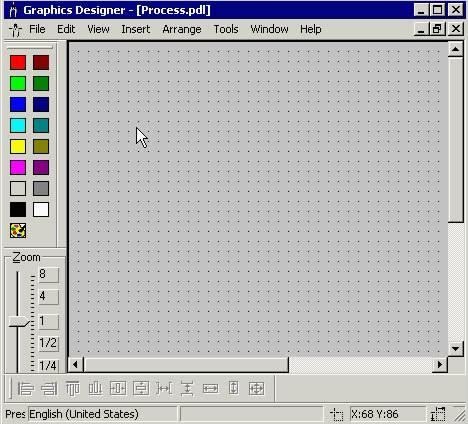 Wincc组态-创建画面之添加对象到画面