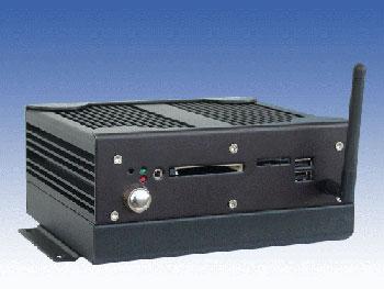 华北工控嵌入式控制Box-PC BIS-6610
