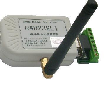 RAD232L1-USB/RS-232/RS-485/TTL通用透明传输自带设置的串口/无线转换器