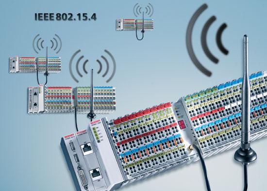 倍福KM6551无线端子模块