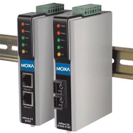 海口 MOXA NPort IA5150 代理 串口服务器