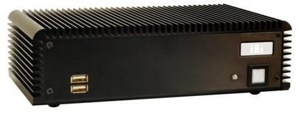 无风扇英特尔® 凌动™ 处理器嵌入式系统