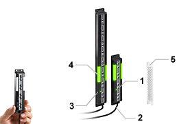 邦纳  EZ-LIGHT PVD Series 部件确认传感器