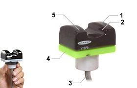 邦纳 EZ-LIGHT VTB 确认光电按钮 部件确认传感器