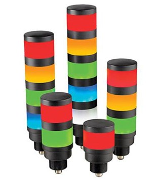 邦纳 应用在恶劣工业场合TL50 塔灯