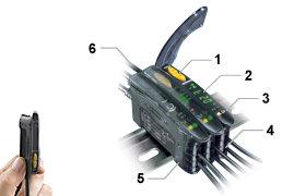 邦纳 D10 系列 光纤检测系统