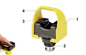 邦纳 EZ-LIGHT VTB 确认光电按钮