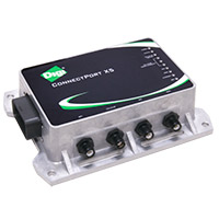 适合车载信息服务的无线网关— ConnectPort X5