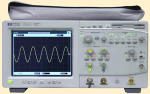 数字存储示波器 HP54820A
