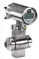 ABB面向清洁环境设计的电磁流量计