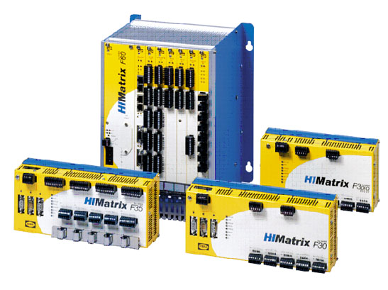 安全自动化系统HIMatrix 系列