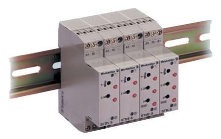 魏德米勒——电子式时间继电器
