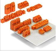 魏德米勒PCB接线端子LP系列