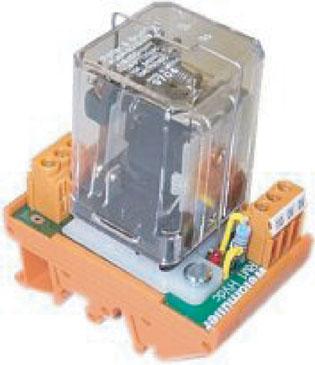 魏德米勒——HVDC系列继电器