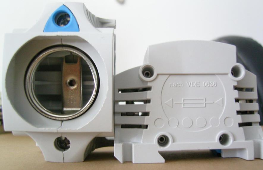 D-熔断器管座