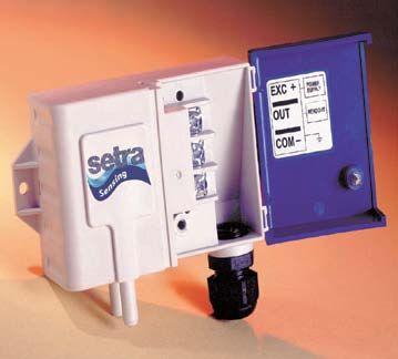 美国Setra Model266微差压变送器