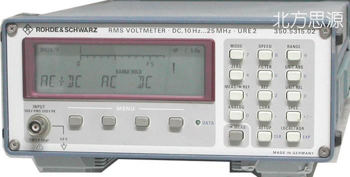 有效值电压表 URE2 RMS Voltmeter