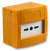 紧急出口开关(CALL POINT) S/P/C/O 黄色 MCP3A-Y000SG-11