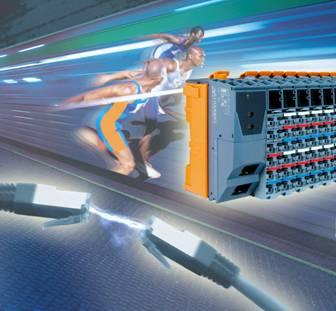 贝加莱工业实时以太网Ethernet POWERLINK