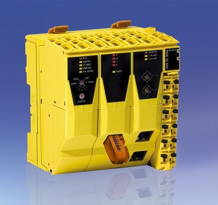 贝加莱安全逻辑控制器SafeLOGIC