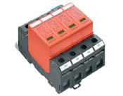 魏德米勒供电系统的电涌保护 -- 第二级电涌保护器 PU II