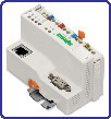 ETHERNET TCP/IP & RS-232可编程现场总线控制器