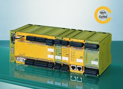 PNOZmulti 模块化的安全继电器