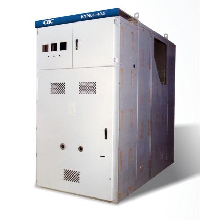 KYN61-40.5金属铠装柜柜体