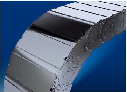 Kabelschlepp用于恶劣环境有盖电缆CoverTrax 1555