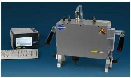 世界上第一款便携式微冲击深度打标机XF530p