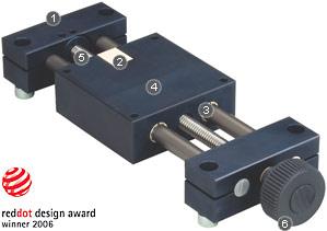 易格斯DryLin SHT - 直线滑动平台