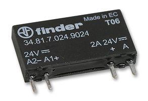FINDER -  固态继电器-34.81.7.024.8240