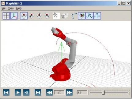 MAPLESOFT模拟工具MapleSim™和信息处理软件Maple™