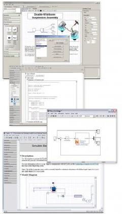 MAPLESOFT连通性工具箱MapleSim