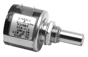 VISHAY SPECTROL -电位器200R 2W- 534-1-1-201