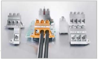 魏德米勒LXXX 15.00大电流接线端子