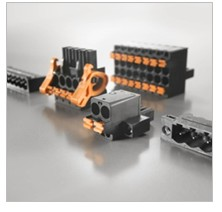 魏德米勒BLF 5.00/5.08系列直插式接线插头