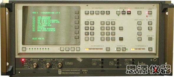 PCM信道分析仪 PCM-4