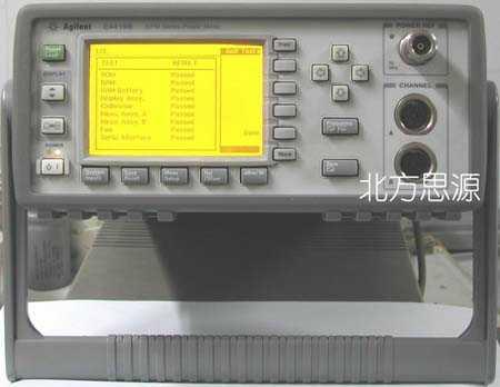 EPM系列双通道功率计 Agilent E4419B (配探头 8481A)