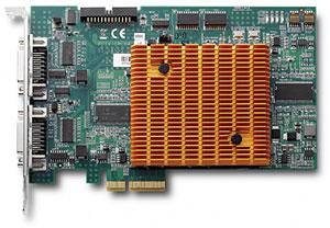 PCIe-CPL64:2通道PCI Express PoCL图像采集卡