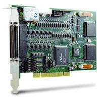 PCI-8158:高级8/4轴步进/伺服运动控制卡
