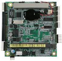 广积支持Intel® Atom™处理器的PC/104 Plus模块IB804