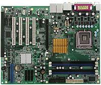 广积科技支持Intel Q45处理器ATX工业级主板-MB945